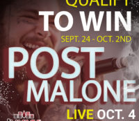 Congratulations Carissa Williams and Staci Martin! You each just won a pair of tickets to see Post Malone live in Toronto on Friday!