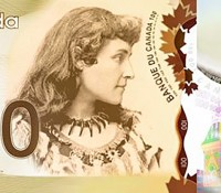 Six Nations poet finalist to appear on new Canadian bank note