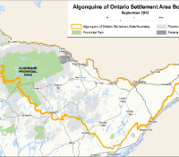 Algonquins vote No to modern treaty