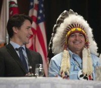 Prime Minister Justin Trudeau to meet with Indigenous leaders on climate change