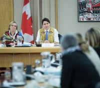 Prime minister slights two indigenous organizations from ministers meeting