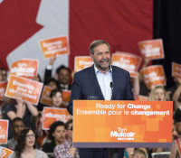 Tom Mulcair to step down as leader of NDP