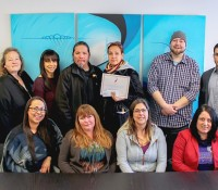 Education bursary presented to MMIW children survivors
