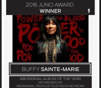 Buffy Sainte Marie takes home two Juno awards