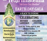 Gala to raise funds for Mohawk language school