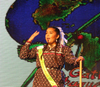 Young woman from Six Nations takes First Place in Miss Indian World