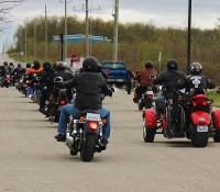 Six Nations motorcycle club earns money for youth