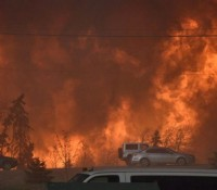Province to donate $500k to help fight Alberta wildfires