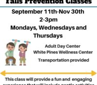 Fall Prevention Classes