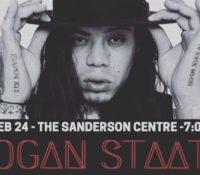 Meet Logan Staats & See Him Perform Live!