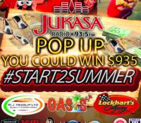 Start 2 Summer Pop Up Events