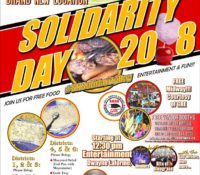 Solidarity Day Thursday June 21st @ Six Nations Community Hall and grounds