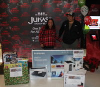 Congratulations to our 'ALL-IN CHRISTMAS PARTY DRAW' winner Jessica Nanticoke