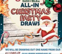 ALL-IN CHRISTMAS PARTY DRAWS