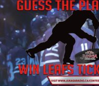 Congratulations Josh Jamieson! You won LEAFS TICKETS FOR THE GAME ON NOVEMBER 9TH